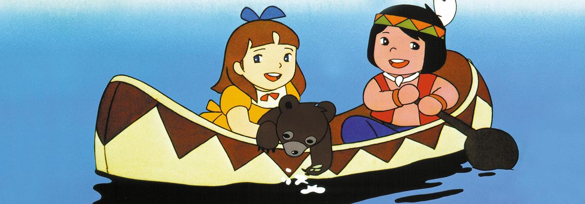 header image Jackie und Jill – Die Bärenkinder vom Berg Tarak