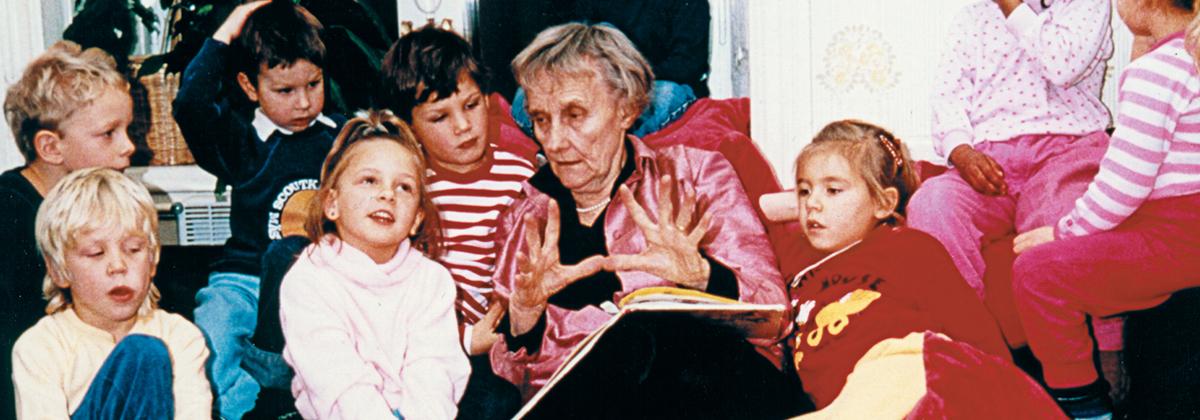 header image Astrid Lindgren für Kinder