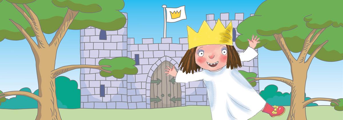 header image Kleine Prinzessin
