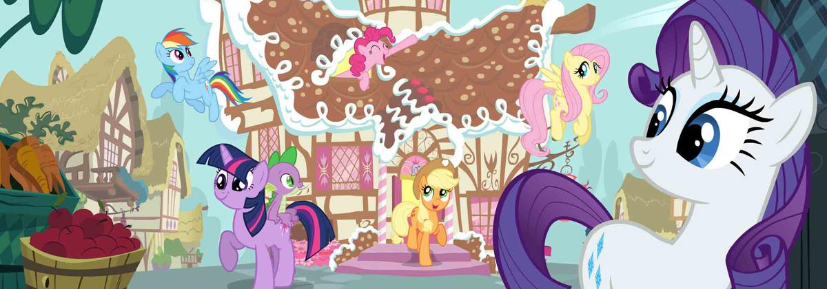 header image My Little Pony – Freundschaft ist Magie