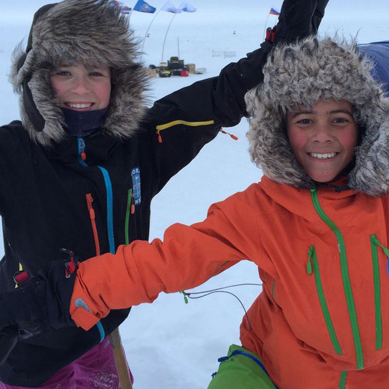 News image Zum Nordpol für den Klimaschutz