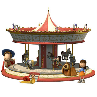 Program image Das Zauberkarussell