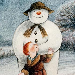 Program image Der Schneemann
