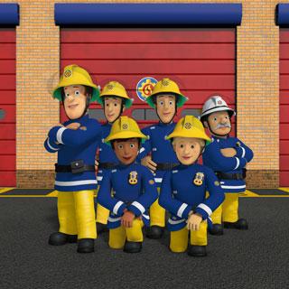 Brand image Feuerwehrmann Sam