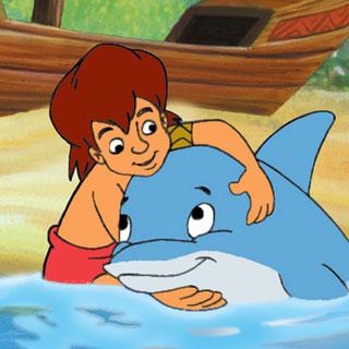 Brand image Flipper und Lopaka