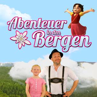 Brand image Heidi – Abenteuer in den Bergen