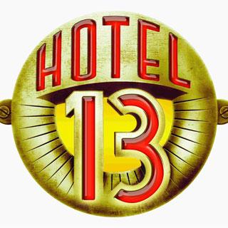 Brand image Hotel 13