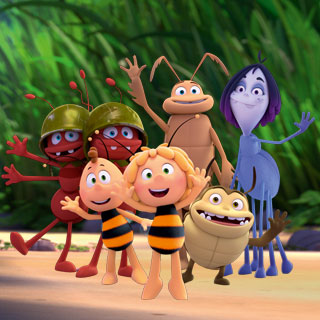 Program image Die Biene Maja – Die Honigspiele