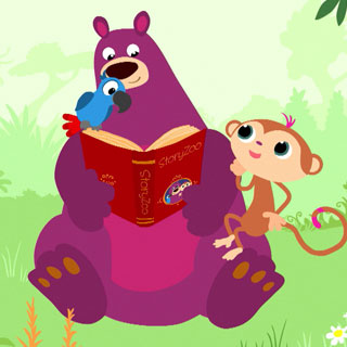 Brand image StoryZoo