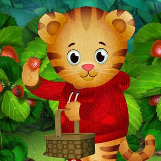 Brand image Der kleine Tiger Daniel