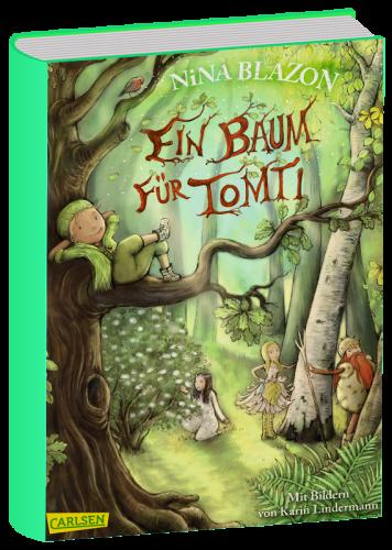 Book image Ein Baum für Tomti – Nina Blazon