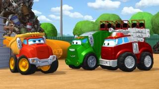 Program image Die Abenteuer von Chuck und seinen Freunden