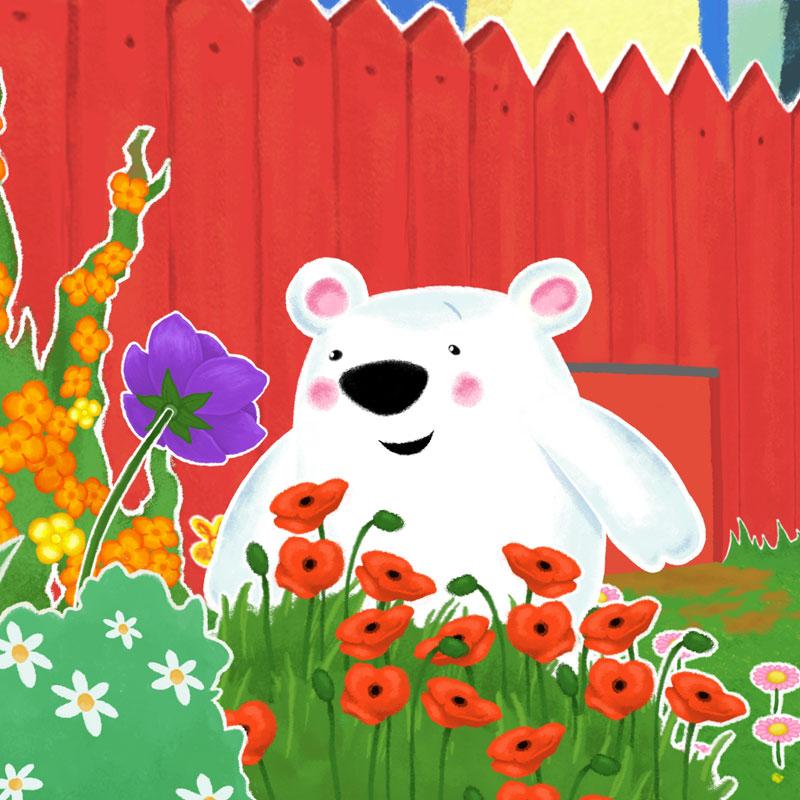 News image Spaß mit Eisbären