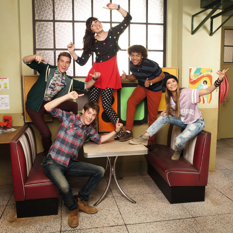 News image Ghost Rockers Staffel II