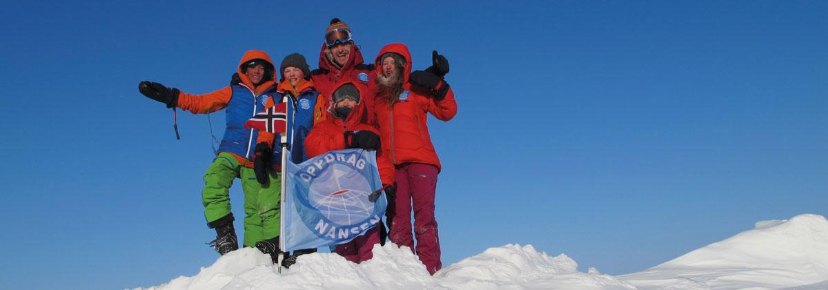 header image Die Arktis-Mission