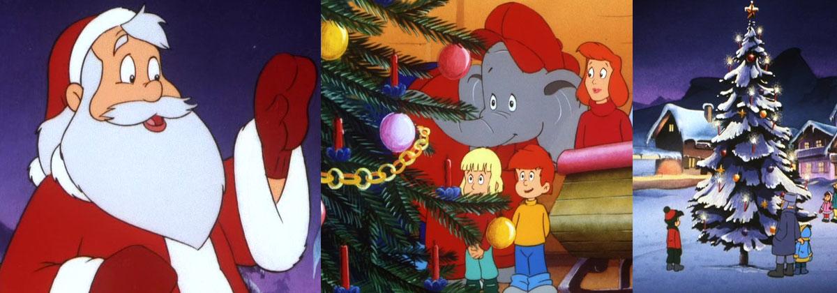 header image Benjamin Blümchen und der Weihnachtsmann