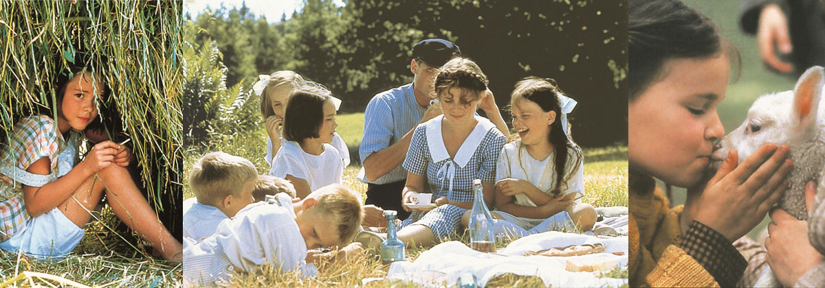 header image Neues von uns Kindern aus Bullerbü