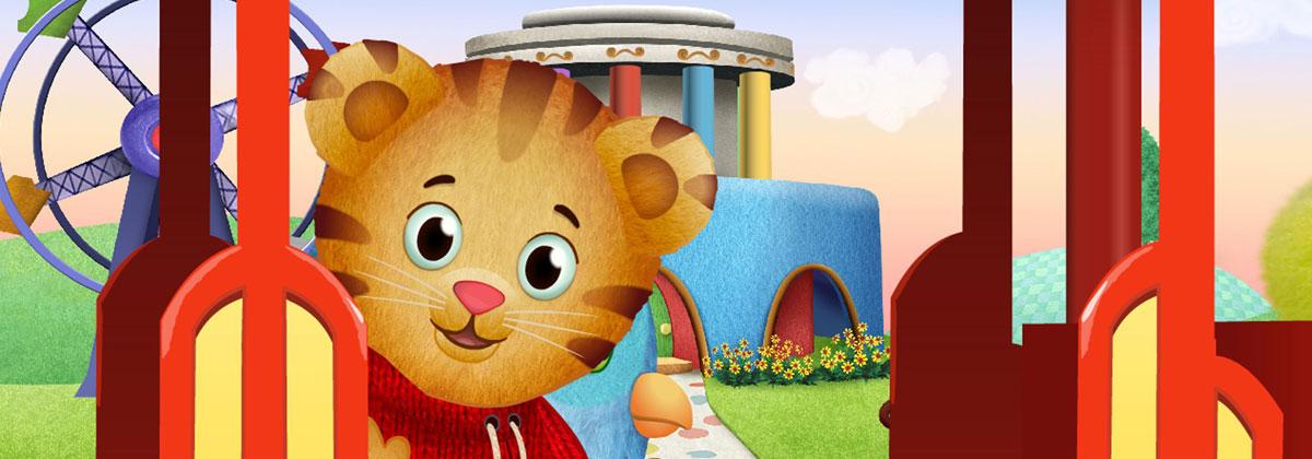 header image Der kleine Tiger Daniel