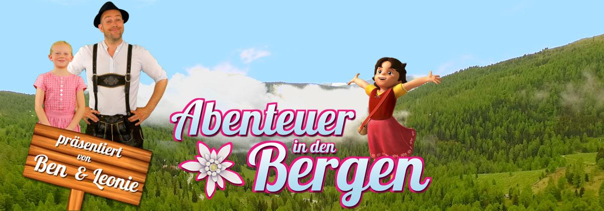 header image Heidi – Abenteuer in den Bergen