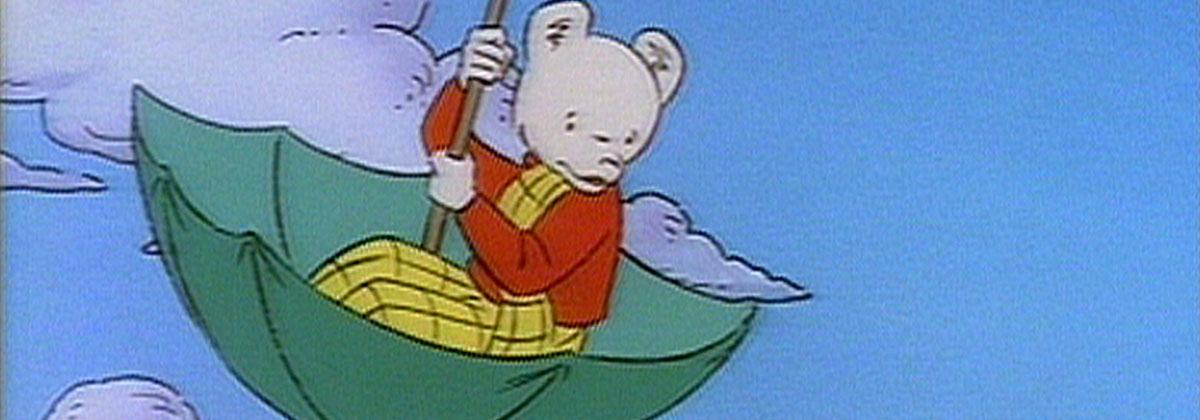 header image Rupert, der Bär