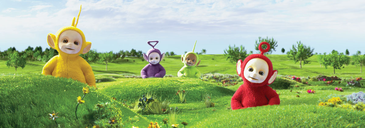 header image Teletubbies