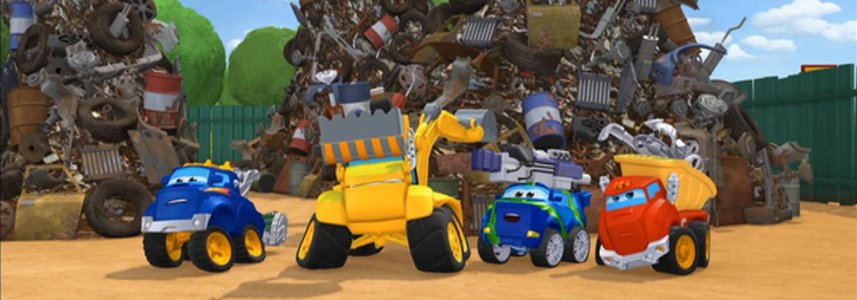 header image Die Abenteuer von Chuck und seinen Freunden