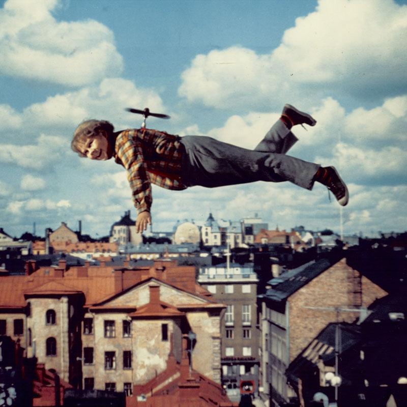 News image Der Montags-Klassiker mit Karlsson auf dem Dach
