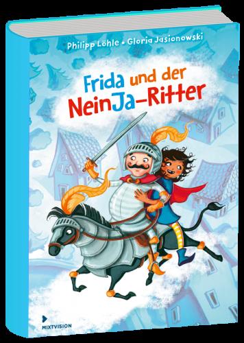 Book image Frida und der NeinJa-Ritter – Philipp Löhle
