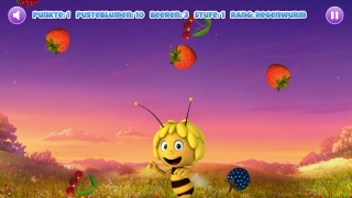Spiele image Die Biene Maja: Beerenjagd