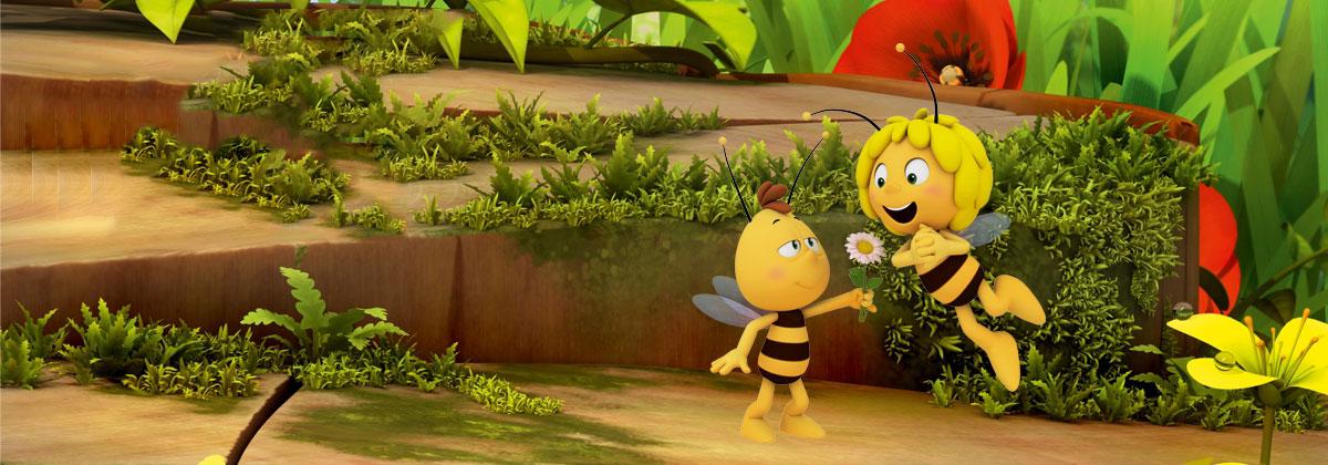 header image Die Biene Maja