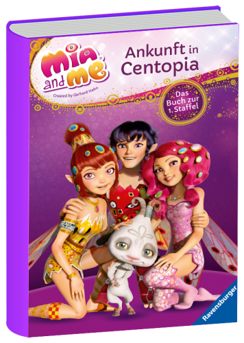 Book image Mia and me – Ankunft in Centopia