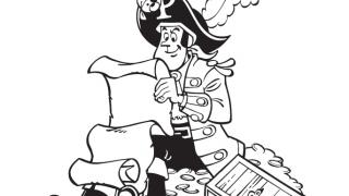 Download image Piet Pirat Ausmalbild 10