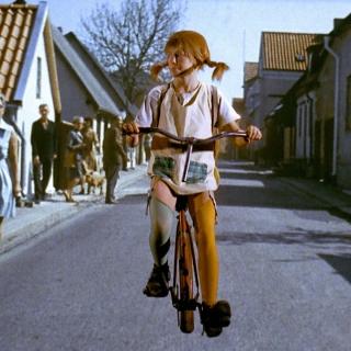 Brand image Pippi außer Rand und Band