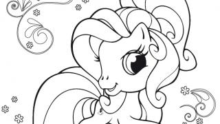 Download image My Little Pony Ausmalbild 5