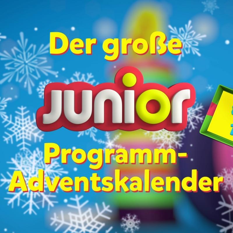 News image Dein Programm-Adventskalender auf Junior