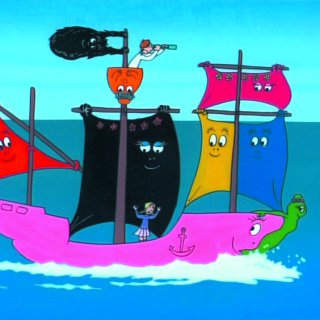 Program image Barbapapa