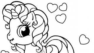 Download image My Little Pony Ausmalbild 8