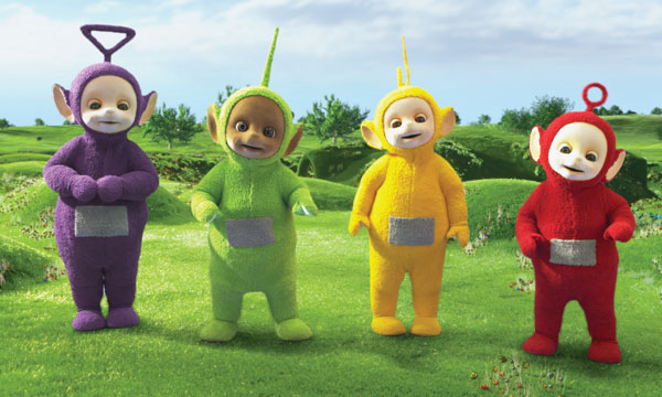 Quiz image Quiz Teletubbies