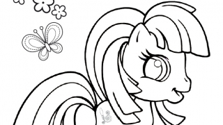 Download image My Little Pony Ausmalbild 9