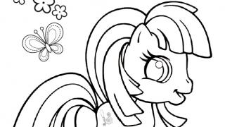 Download image My Little Pony Ausmalbild 9