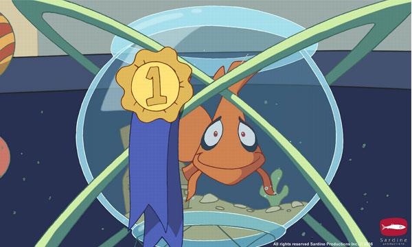 Quiz image Quiz Vorsicht Goldfisch!