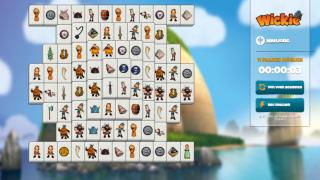 Spiele image Wickie und die starken Männer: Mahjong