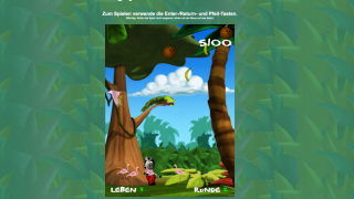 Spiele image Zigby, das Zebra: Das fliegende Frühstück