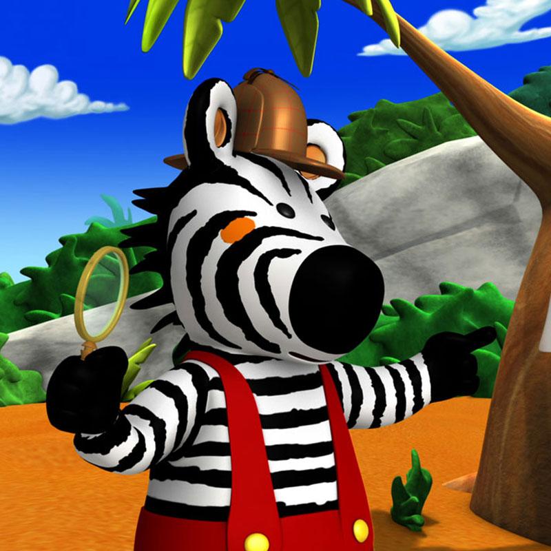 News image Das lustige Zebra ist zurück