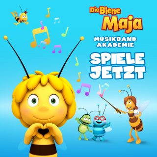 App image Die Biene Maja App: Musikakademie für Kinder