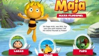 Spiele image Die Biene Maja CGI: Flugspiel